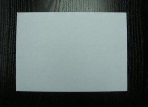 hoja de papel